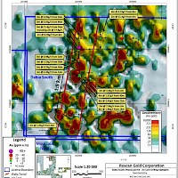 Walia Target Air Core Drilling Results
